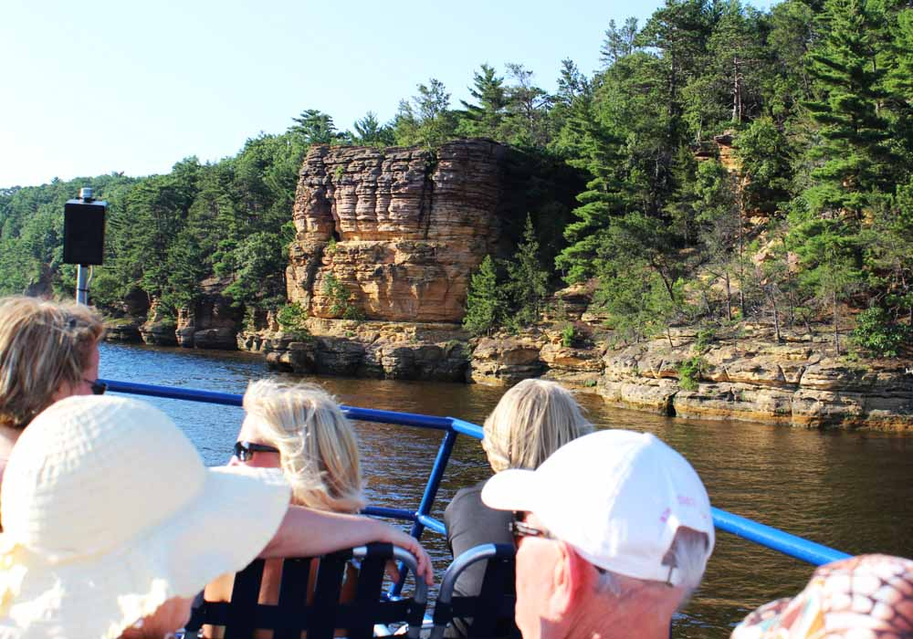 baraboo people boat